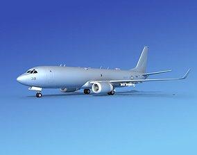 Boeing P-8 Poseidon US Navy 3D