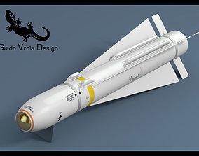 3D model AGM-65 Maverick