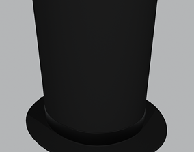 Lincoln Hat 3D