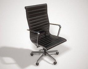 Office Chair 3D asset game-ready