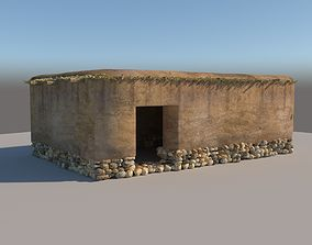 Neolithic structure 2 3D