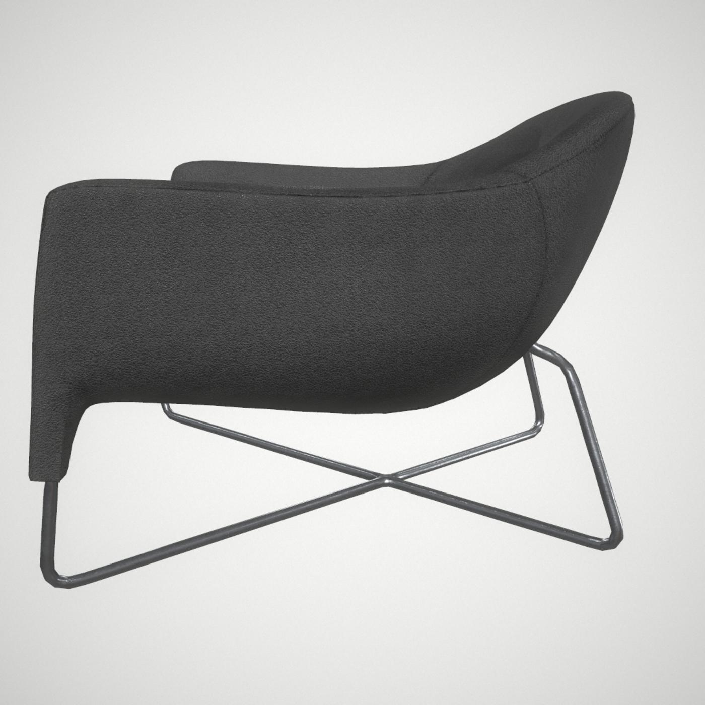 Bali Arm Chair _ Poliform