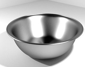 Medical Equipment Lotion Bowl 3D model