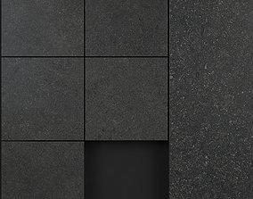 3D Keros Bluestone Negro
