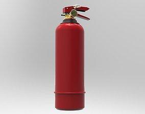 FIREE EXTINGUISHER 3D model