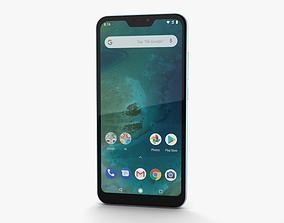 Xiaomi Mi A2 Lite Blue 3D