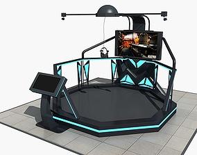 VR Equipment 3D
