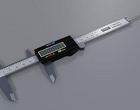3D model Digital caliper PBR