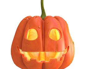 one pumpkin 3D