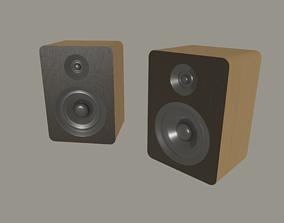 3D asset Audio Speaker