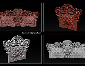 3D printable model Collection - Furniture carving file 5