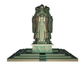 Confucius 3D