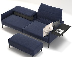 Avalache Couch Cor 3D model