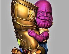 Thanos Pot 3D print model