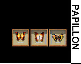 buterfly decoration butterfly 3D