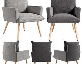 3D Kissen Chair