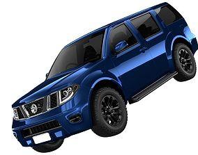 3D model Generic SUV 1