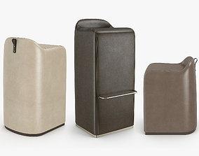 3D Skram Furniture - Saddle stool