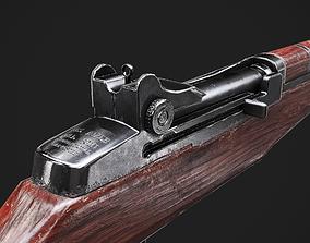 M1 Garand 3D asset
