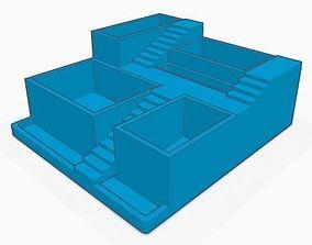 Succulent Zen Planter 3D printable model