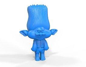 Trolls Branch 3D print model