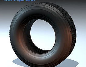 3D Vehicle Tire
