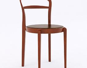 calligaris cloe chair 3D