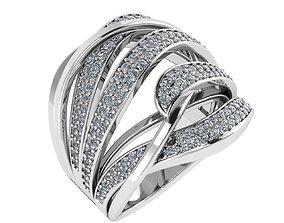 dress ring 3D print model