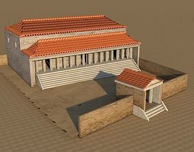 Athenian Acropolis - Chalkotheke 3D model