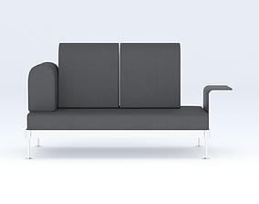 IKEA - Delaktig - Sofa 3D model