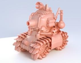 other Metal Slug tank 3D print model