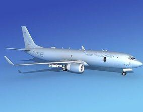 Boeing P-8 Poseidon RCN 3D