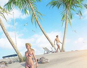 Polynesian Tropic Hangout 3D