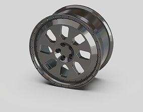 3D model rims 12 next generation