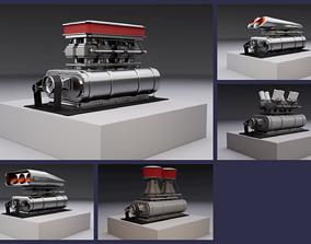 3D Superchargers kit