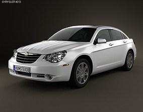 Chrysler Sebring sedan 2007 3D