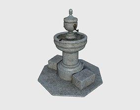Drinking Fountain 7 3D model