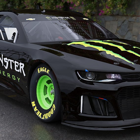 Chevrolet Camaro NASCAR 2018 MONSTER