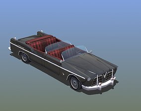 Open Topped Limo 3D