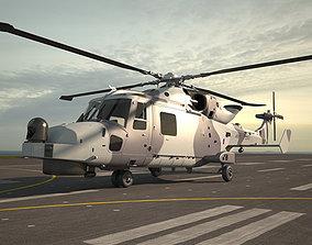 AgustaWestland AW159 Wildcat 3D model