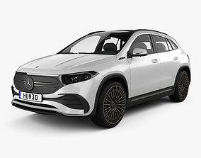 3D model Mercedes-Benz EQA AMG-Line Edition 1 2021