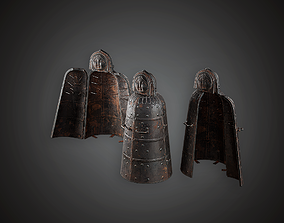 MVL - Iron Maiden - PBR Game Ready 3D asset