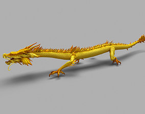 3D Chinese Dragon Animation