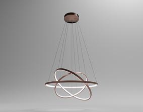 3D model PENDANT LIGHT QPD1303-CO MONTREAL pendant