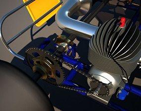 kart karting 3D