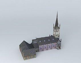3D model St. Paul's Church (Hamilton, Ontario)
