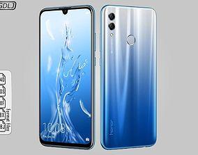 3D Honor 10 Lite Sky Blue