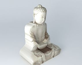 SEATED BUDDHA SANGHA houses the world 3D model