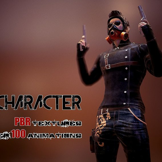 PP-801 Character