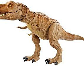 3D print model toys T-rex